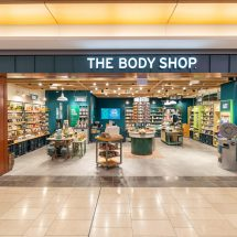 Treat Your Body Right In The New Year With The Body Shop